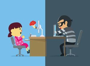 Internet dating and scams